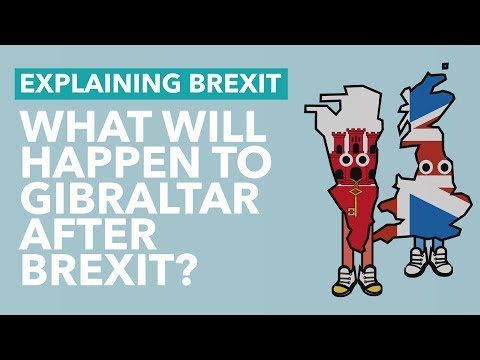 What Will Happen to Gibraltar After Brexit - Brexit Explained