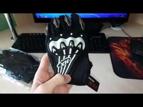 Крутые мото перчатки !!! С сайта AliExpress !!!
