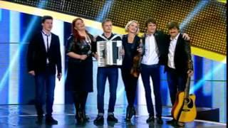 """Шоу """"Одна родина"""", Интер, Финал, 22.12.13"""