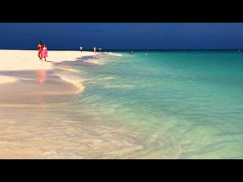 Best Beaches on Aruba in the Caribbean Sea