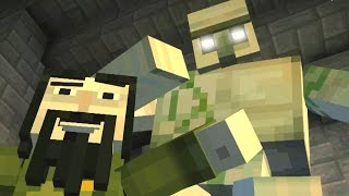 Minecraft: STORY MODE - THE THIEF