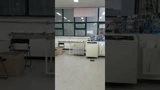 마스크 전자동 생산 설비