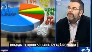 Bogdan Teodorescu - Analiza/ Punctul de Intalnire febr 27