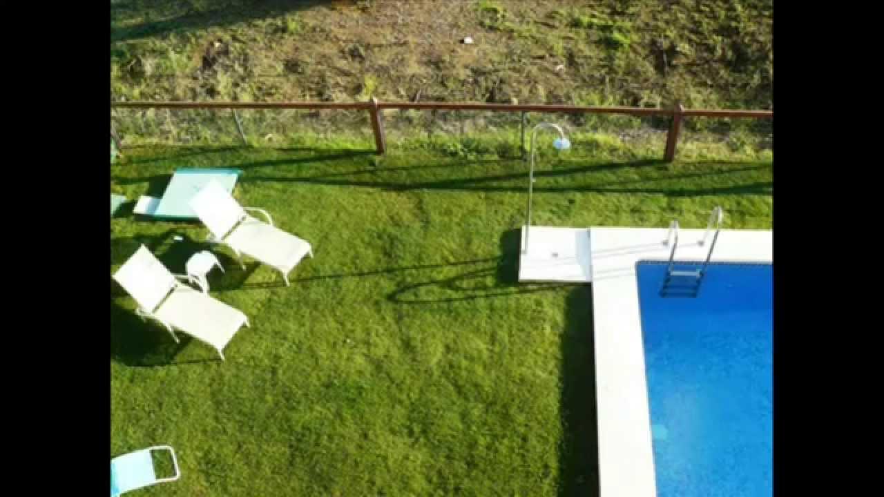 Casa con piscina en las pajanosas guillena sevilla youtube - Casas con piscina en sevilla ...