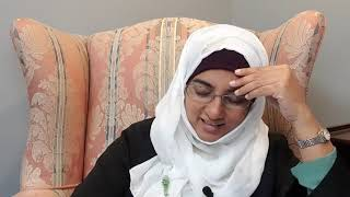 Shama'il Muhammadiya with Dr. Farah - part 3