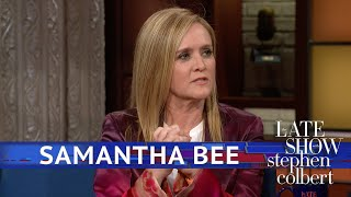 Samantha Bee Gears Up For 2019