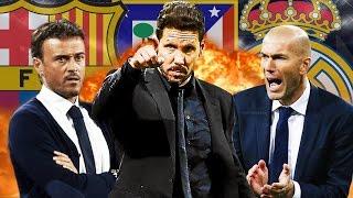 Atletico vs FC Barcelona | Villarreal vs Real Madrid | EL CLASICO