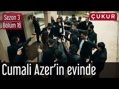 Çukur 3.Sezon 16.Bölüm - Cumali Azer'in Evinde