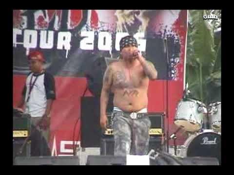 Jeruji - Brother Fucker (Live)