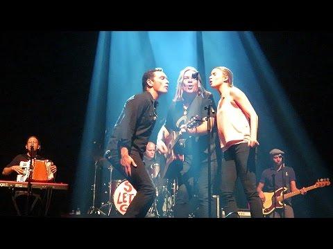 """Shine On, Alan Doyle & The Beautiful Gypsies, Moncton """"So Let's Go"""" Tour show"""
