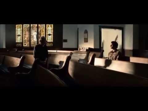 Clark Kent at the church