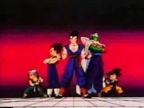 Dragon Ball Z Opening Theme ( Buu Saga )