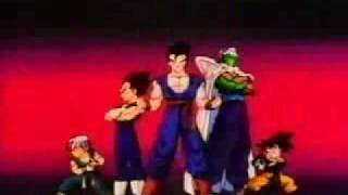 Dragon Ball Z Opening Theme ( Buu Saga )