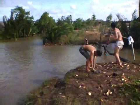 Tắm Sông - 12/6 - THPT Dương Quang Đông - Part3