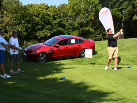 2015 Budds' Jaguar Land Rover Feast Of The Fairways Charity Classic