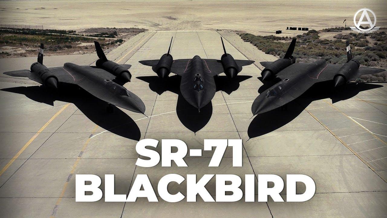 Airframe: The SR-71 Blackbird