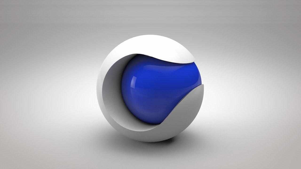 How To Create Cinema 4D Logo - Cinema 4D & Illustrator ...  How To Create C...