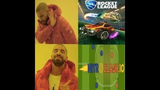 Nitroclash.io Gameplay Español | El Rocket League para pobres! DLaPro Activado!