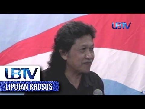 Diskusi Publik Sinau Kedaulatan Pendidikan & Kebudayaan Cak Nun Part 1
