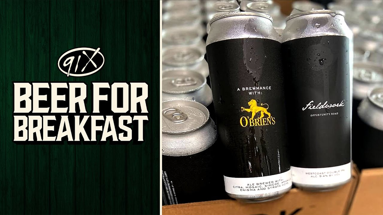 Beer for Breakfast ABV with O'Brien's Pub & Nickel Beer Company!