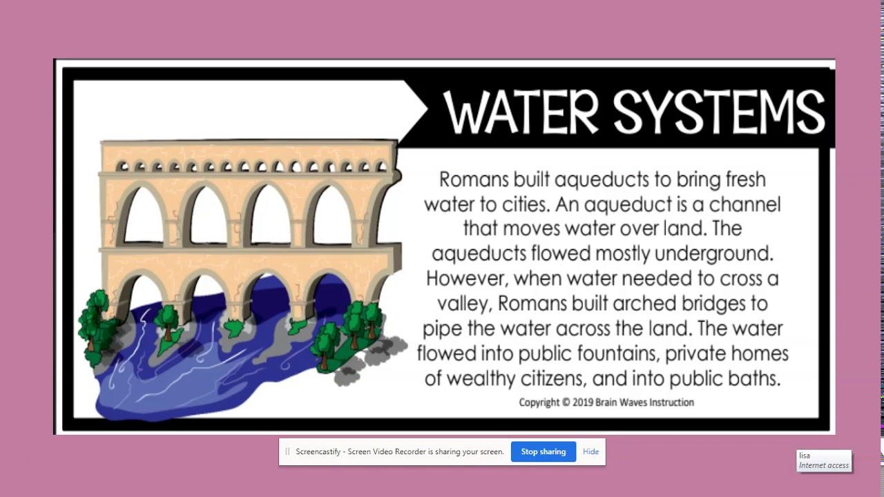 Roman Achievements slide 7 - YouTube