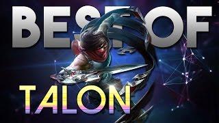 Talon Montage - 93 Million Mastery Points Talon LvL 7