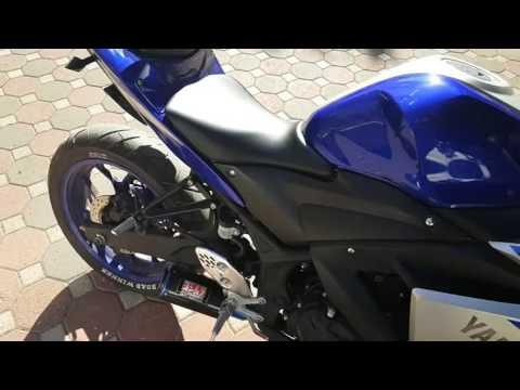 Yamaha YZF R25 2014 Model Super Sport Motor Sahibinden Ikinci El 12 990 TL   374095826