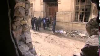 بي بي سي ترصد الدمار الذي لحق بمدينة الموصل ومتحفها