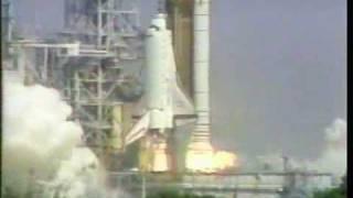 STS-43 launch & landing (8-2-91)