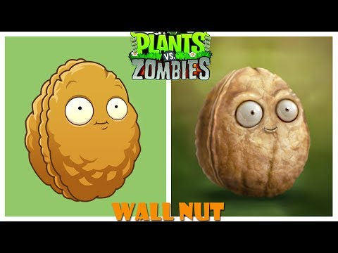 Plants vs Zombies  Characters in Real Life - Realistic PVZ