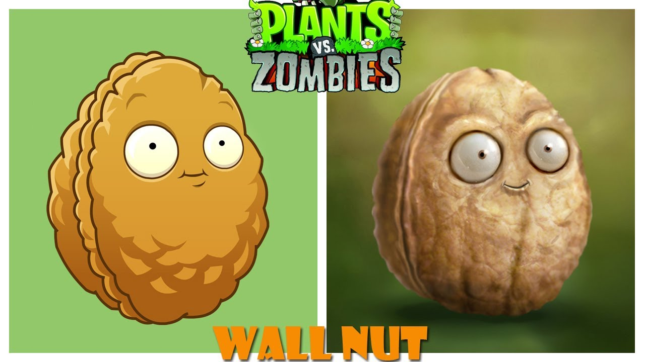 Plants Vs Zombies Characters In Real Life Realistic Pvz
