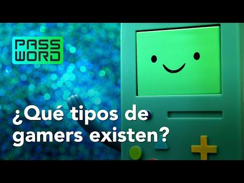 Estos son los diferentes tipos de gamers que existen 👾 | Día del Gamer | PASSWORD