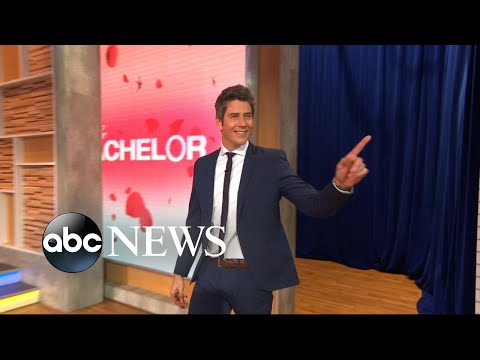 New Bachelor Arie Luyendyk Jr. revealed live on 'GMA'