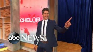 New Bachelor Arie Luyendyk Jr. revealed live on 'GMA'