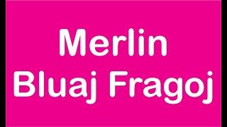 Merlin – Bluaj Fragoj (Petrópolis)