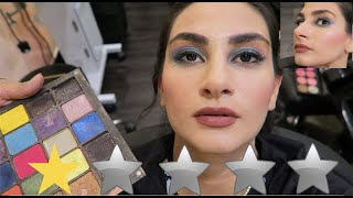 I WENT TO THE WORST REVIEWED MAKEUP ARTIST IN THE CITY ! رحت لأسوأ ميكب ارتست في مدينتي