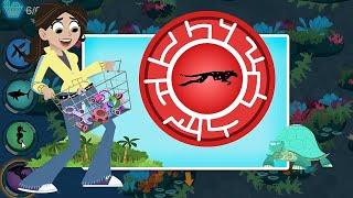 Wild Kratts Games   PBS Kids: Creature Power Suit Underwater Challenge