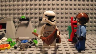 The Untold Story Of FN-2187 LEGO Star Wars