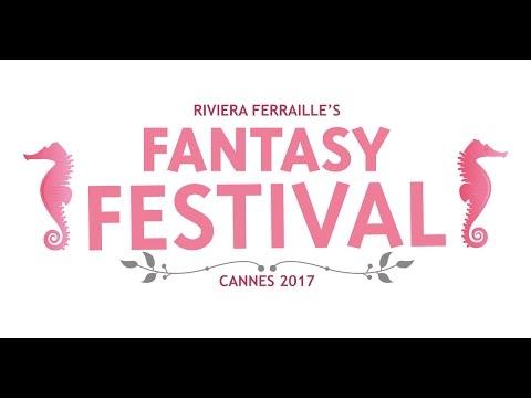Fantasy Festival Cannes 2017 : première conf de presse.
