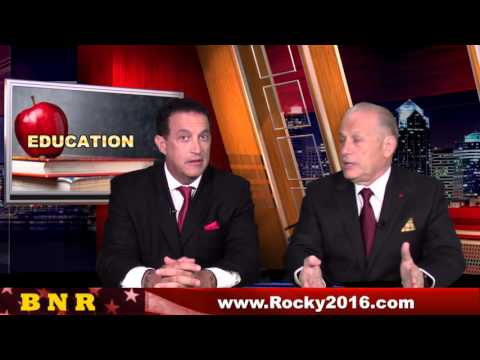 Barry Nussbaum Report - Rocky De La Fuente - Part 6