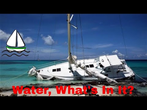 Water, Whats In It? (Can You Survive On A Deserted Island?) Patrick Childress Sailing Videos
