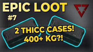 Filling TWO THICC Cases In Factory!! || Escape from Tarkov Loot Goblin