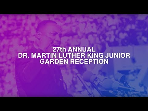 27th Annual Dr. Martin Luther King Jr. Scholarship Reception (2018)