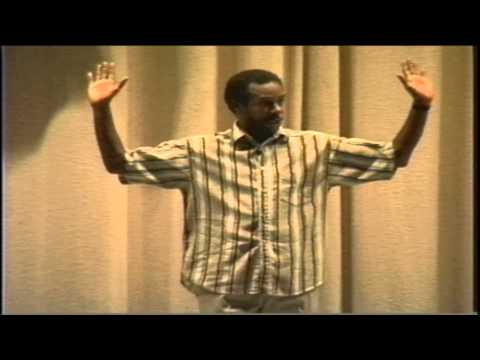 "G.B.T.V. CultureShare ARCHIVES 1998: ERROL FABIAN  ""Comedy"" (HD)"
