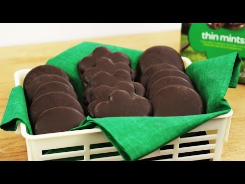 How to Make Homemade Thin Mints!