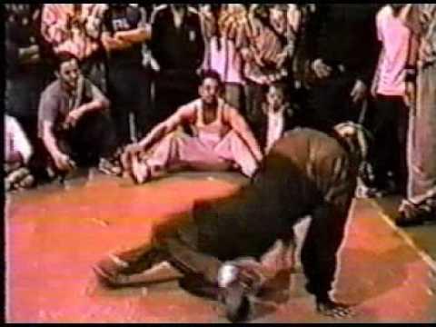 bboy K-mel Raps and Dances