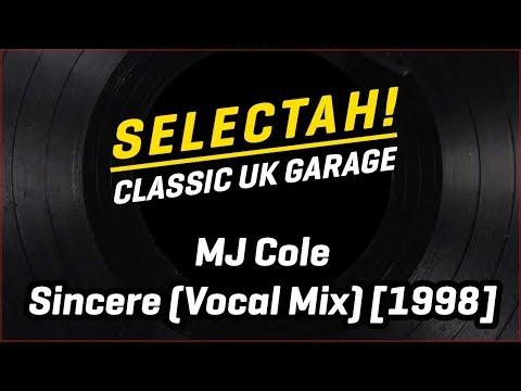 MJ Cole - Sincere (Vocal Mix) [1998]