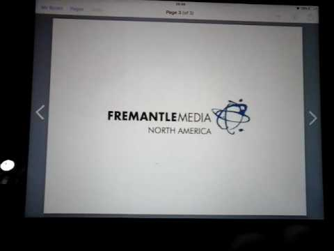 19 & FremantleMedia North America High Pitched and Long Version Logo 2010
