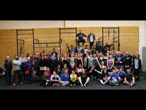 5 years of CrossFit Cambridgeshire
