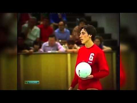 Финальный матч Олимпиады 1980 волейбол женщины: СССР - ГДР